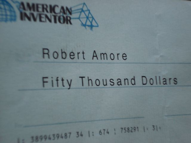 $50,000 Awarded To Bobby Amore